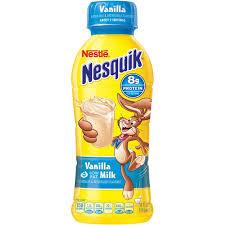 nestle nesquik vanilla flavored low fat milk 1