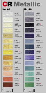 Madeira Embroidery Thread Colour Chart Madeira Machine Embroidery Thread Color Card Charts