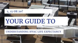 Medical Equipment Life Expectancy Chart 5 15 Or 20 Your Commercial Hvac Life Expectancy