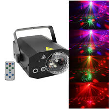 Laser Light Party Machine Mega Discount 6401b 60in1 Pattern Effect Laser Light With