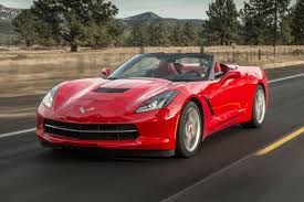 Used 2016 Chevrolet Corvette Convertible Pricing - For Sale | Edmunds