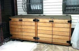 modern patio and furniture medium size outdoor wooden cabinet wood storage outdoor storage cabinets with