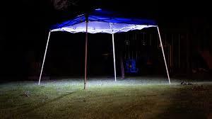 Gazebo Canopy Lights Solar Solar Tent