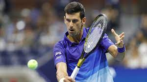 Tough first round for Novak Djokovic ...