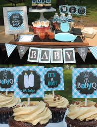 Michael jordan baby shower theme images baby showers decoration boy baby q  decorations blue baby q
