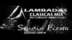 Lambadas Clasicas de Oro Mix Dj PauL - YouTube