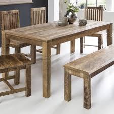 Ikea Forsby Esstisch Tisch Massiv Stabil
