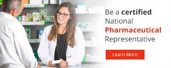 Pharmaceutical Representative Certified National Pharmaceutical Representative Meditec