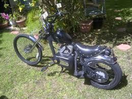 powerful 6hp 4 cycle occ schwinn stingray chopper bike motorized