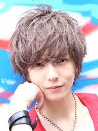 サーフクロスウルフメンズ髪型 Lipps 吉祥寺mens Hairstyle