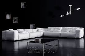 delano xl sectional sofa with mix of