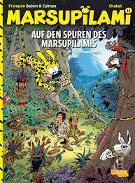 Comics Carlsen Marsupilami 11 Sammeln & Seltenes