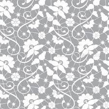 seamless lace pattern on grey background backgrounds decorative