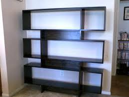 modern bookcase design plans — luxury homes