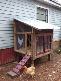 Stylish Chicken Coop Designs Cool Coops The Rustic Whimsical Coop Easy Chicken