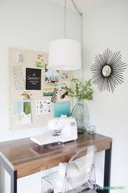 craft room office reveal bydawnnicolecom. A Year Of Change: Craft Room Makeover Office Reveal Bydawnnicolecom