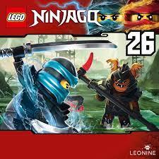 LEGO Ninjago - Folgen 67-69: Geschwister Hörbuch Download