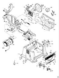 Fascinating dewalt table saw parts diagram gallery best image