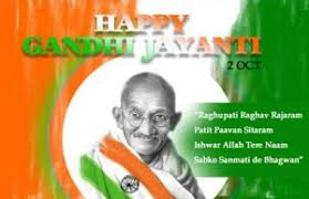 हिन्दी oct gandhi jayanti hindi speech marathi  2 gandhi jayanti anchoring script