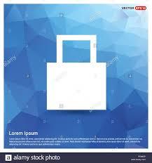 Bag Design Software Free Shopping Bag Icon Free Vector Icon Stock Vector Art