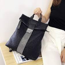 <b>Leather Luxury Backpack</b> Diamonds Women Sequin Backpack ...