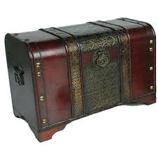 treasure chest hardware this beautiful wood trunk features old fashioned hardware for an antique look this treasure chest hardware
