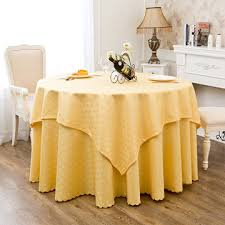 china whole hotel banquet luxury jacquard weave table cover cloth fabric embroidered round tablecloth