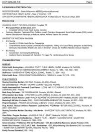 community health resume public health nurse sample resume shalomhouse us