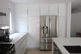 Appliance Garages Kitchen Cabinets An Italian Style Ikea Kitchen For A Hostess With The Most Est