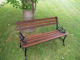 Park Bench Walmart How To Restore A Park Bench For The Home Pinterest Gardens