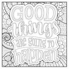 Small Picture Coloring Pages Words Gallery Of Art Relaxation Coloring Pages at