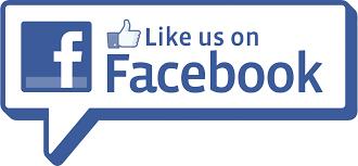 Image result for find us on fb logo