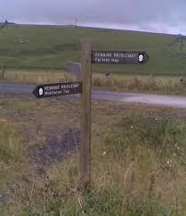 Pennine Way Distance Chart Pennine Bridleway Wikipedia