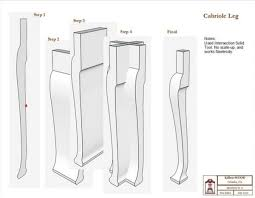 queen anne furniture cabriole legs