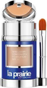 <b>La Prairie</b> Skin Caviar Concealer Foundation SPF 15 N° 02 <b>Honey</b> ...