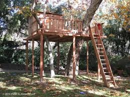Treehouse Plans And Designs For Kids Free Deluxe Tree House Plans Treehouse For Free