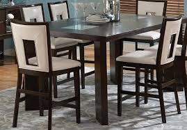 brayden studio hillcrest  piece counter height dining set