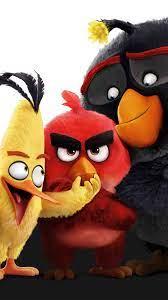 Angry Birds Mobile HD Wallpaper | Cartoon wallpaper hd, Cute disney  wallpaper, Cartoon wallpaper