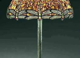 dragonfly table lamp base tiffany shade lamps style stained glass blue lighting inspiring dragon ta