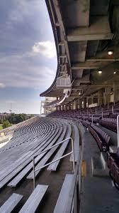 Davis Wade Stadium Seating Chart Davis Wade Stadium Mississippi State Seating Guide