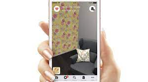 app shows how decorated rooms will look ...