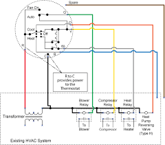 thermostatic wiring principles residential thermostat wiring diagram Hvac Thermostat Wiring Diagram #34