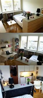 Studio Apartments Decorating Small Spaces New 48 Studio Apartment Ideas And Design That Boost Your Comfort