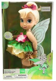 Disney Princess Fairy Lights Disney Princess Tinker Bell Animators Collection Tinker Bell