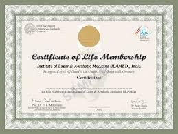 Membership Certificate Template Extraordinary 48 Medical Membership Certificate Templates PDF Free Premium