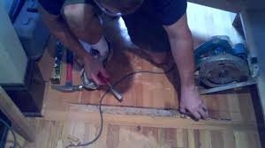 how to remove and replace damaged wood flooring planks in phoenix mesa arizona you
