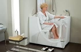 walk in bathtub elderly walk in bathtubs for seniors walk in intended for modern property portable bathtub for elderly ideas