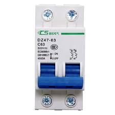 AC Breaker DC Breaker 16A 20A <b>32A 40A 63A</b> 125A <b>2</b> Poles SPD ...