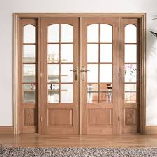 internal french door a6 with side panels