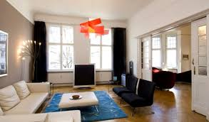 Contemporary Interior Design Living Room Apartment In Shoise Com Inside Decorating Ideas
